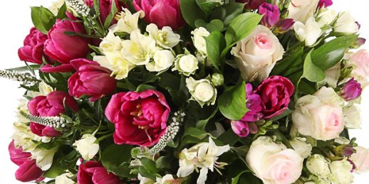 Order flowers online same day delivery and get a bouquet in 2-3 hours!