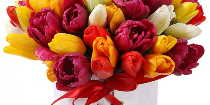 A magnificent bouquet of flowers online order is easy to find in the shop KROKUS.