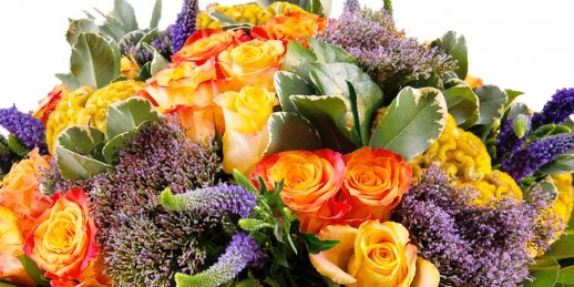 Fast same day flower delivery in Riga and Latvia