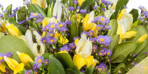 To send flowers online cheap in Riga (Latvia). Flowers online cheap are profitable!