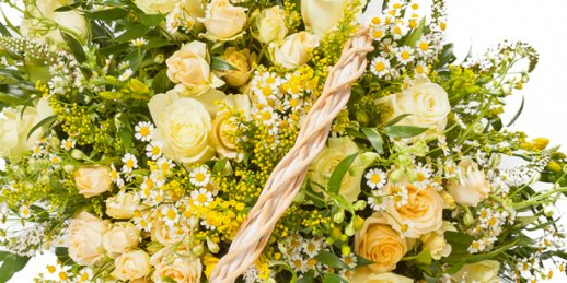Order the best online flowers in Riga and all over Latvia at the best price. Large choice of bouquets and fast delivery to any address!