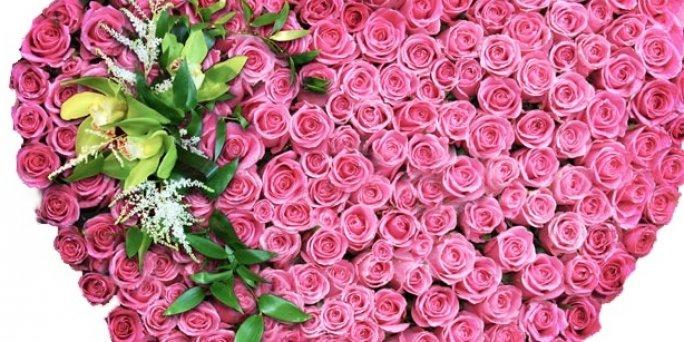 Ziedu piegāde Baltezers (Latvija). Nopirkt ziedus Baltezerā