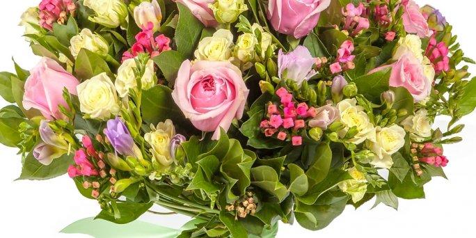 Ziedu piegāde Balvi (Latvija). Nopirkt ziedus Balvos