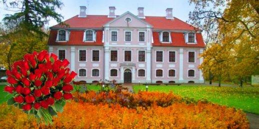 Ziedu piegāde Madona (Latvija). Nopirkt ziedus Madonā