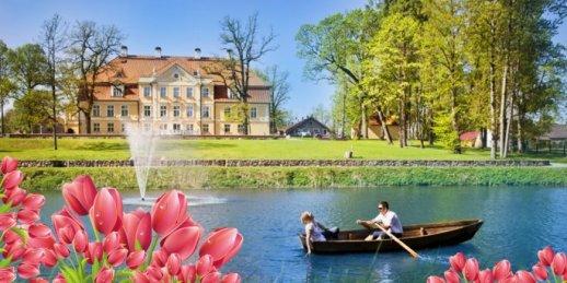 Ziedu piegāde Mālpils (Latvija). Nopirkt ziedus Mālpilī