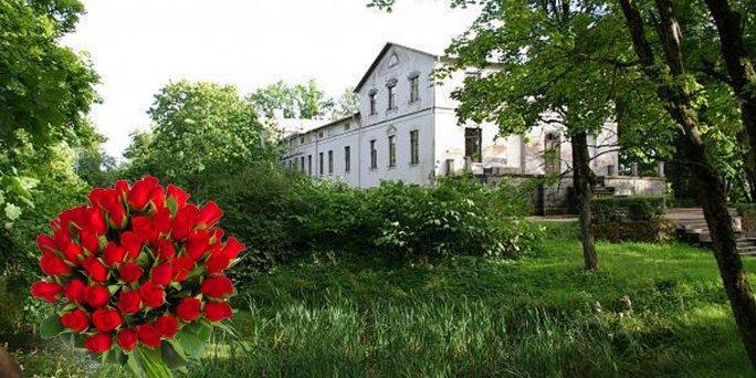 Ziedu piegāde Vestiena (Latvija). Nopirkt ziedus Vestienā