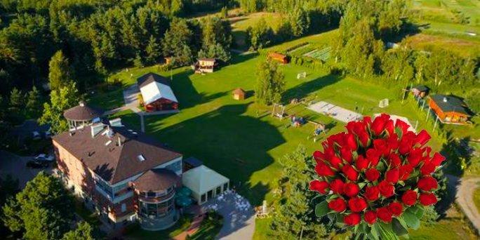 Ziedu piegāde Pērkone (Latvija). Nopirkt ziedus Pērkonē