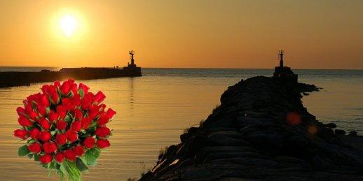Ziedu piegāde Pāvilosta (Latvija). Nopirkt ziedus Pāvilostā