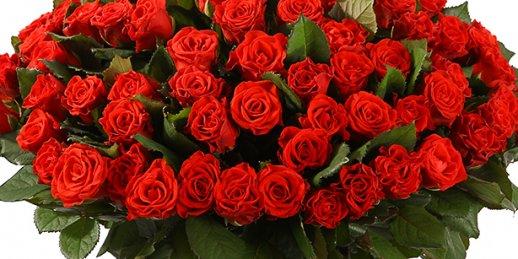 Kur nopirkt skaistu pušķi? Kur rīgā var nopirkt skaistas rozes?