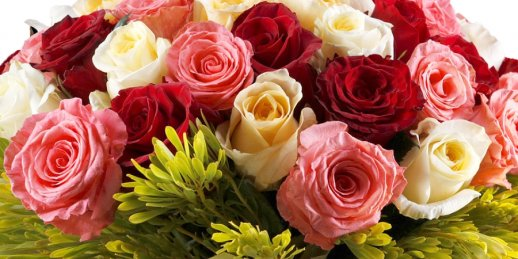 Piegādāt ziedus Rīgā vai citā Latvijas pilsētā. Ziedu piegāde Rīgā