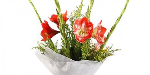 Ziedi dzimšanas dienā internetā. Ziedu uz dzimšanas dienu piegāde Rīgā