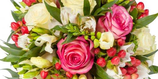 Ziedi par godu 21. dzimšanas dienai ar piegādi Rīgā (Latvija)