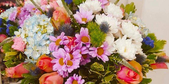 Букет цветов цена в Риге