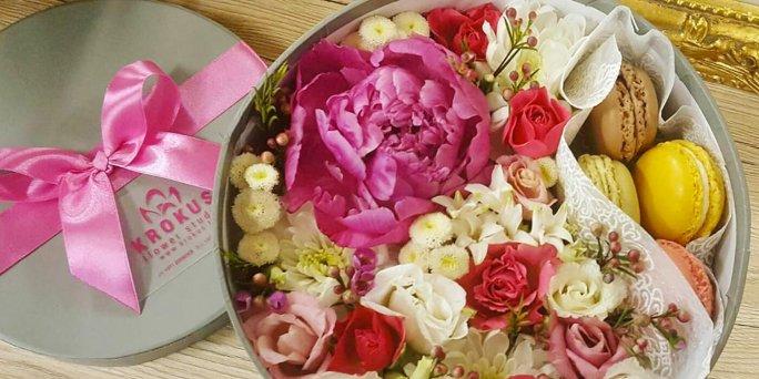 Доставка цветов бесплатно по Риге
