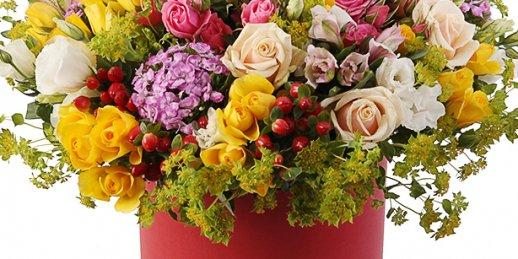 Pasūtīt ziedus vislētākajā ziedu interneta veikalā