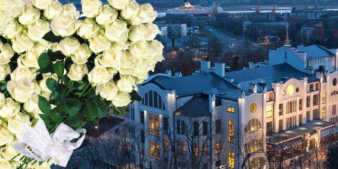 Доставка цветов Вецмилгравис