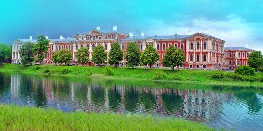 Доставка цветов Елгава (Латвия). Купить цветы в Елгаве