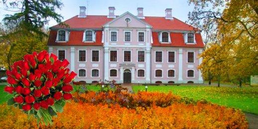 Доставка цветов в Мадона (Латвия). Купить цветы в Мадоне