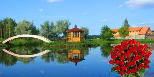 Доставка цветов Марциена (Латвия). Купить цветы в Марциене