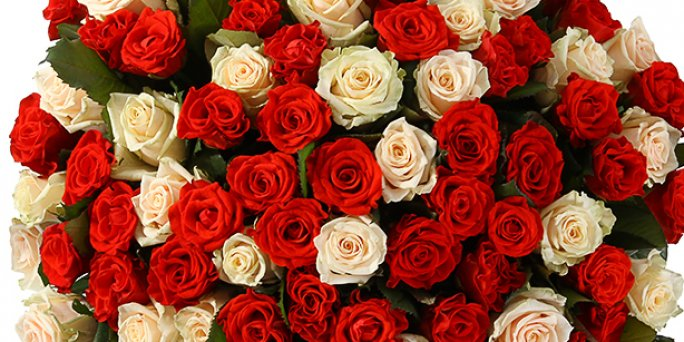 Появилось желание заказать живые цветы для любимой женщины?