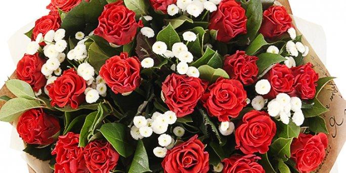 О чем требуется помнить, заказывая цветы в Риге?