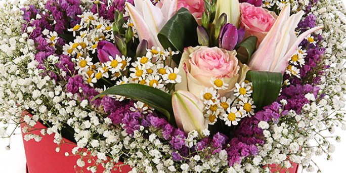Что принимать во внимание, заказывая цветы в Риге?