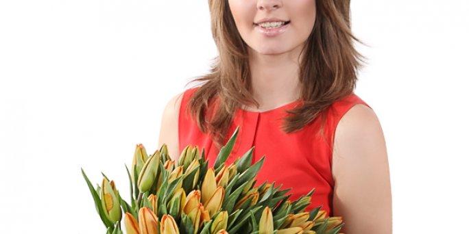 Заказ цветов Рига: Самые интересные факты о цветах.