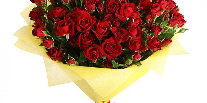Как вручить и как заказать цветы в Риге: антуриум.