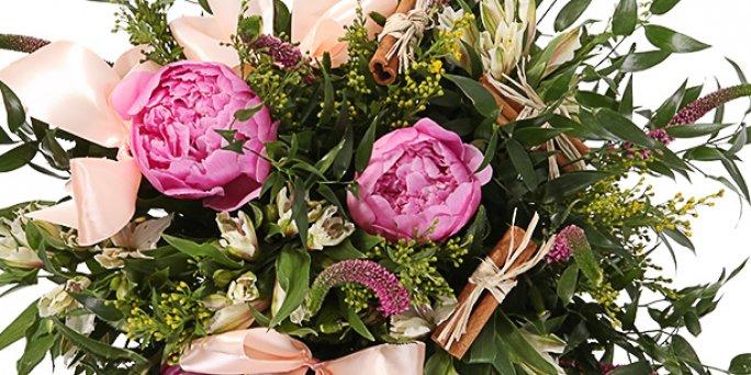 Подарок, поднимающий настроение: Где можно заказать цветы в Риге?
