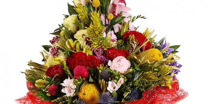 Как заказать цветок сердце в Риге: доставка.