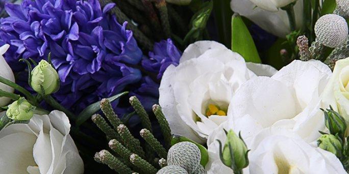 Флористическое украшенье: Как купить цветы в Риге?