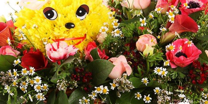 Заказать цветы в Риге: Оформление цветами - пять важных советов.