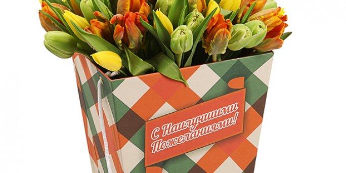 Заказ цветов Рига: Как преподнести оригинальный подарок маме?