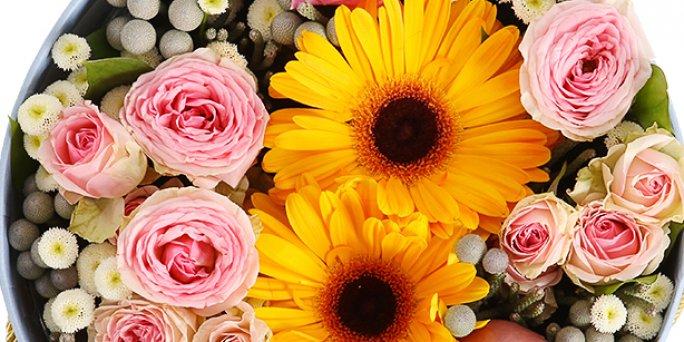 Заказ цветов Рига: красивые и дешевые розы .