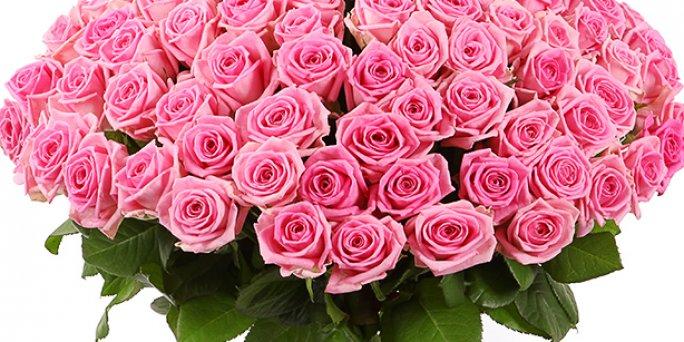 Купить цветы в Риге: корзины цветов.