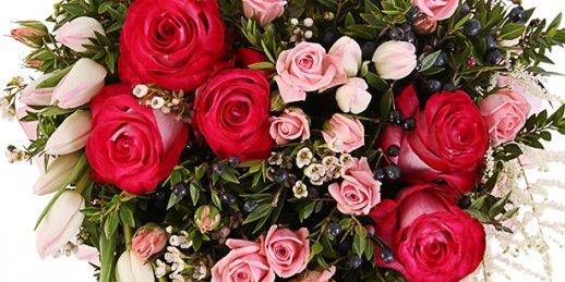 Заказ цветов Рига: Как сделать впечатляющий подарок подруге?