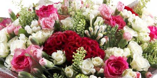 Что принимать во внимание, заказывая доставку цветов в Риге?