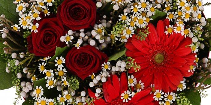 Заказ цветов Рига: Что подарить сыну?