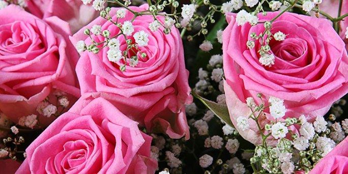 Купить цветы в Риге: цветы на заказ.