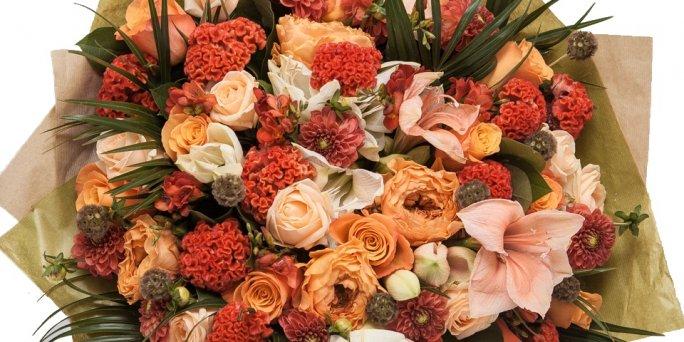 Заказ цветов Рига: Что подарить - идеи на заметку?