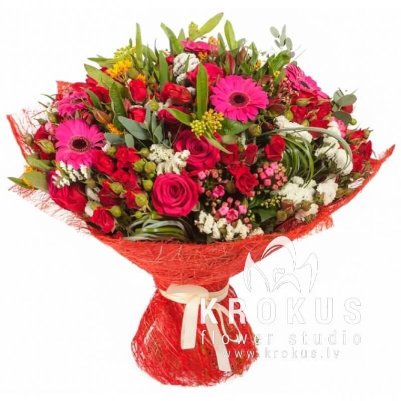 Заказ свежих цветов москва
