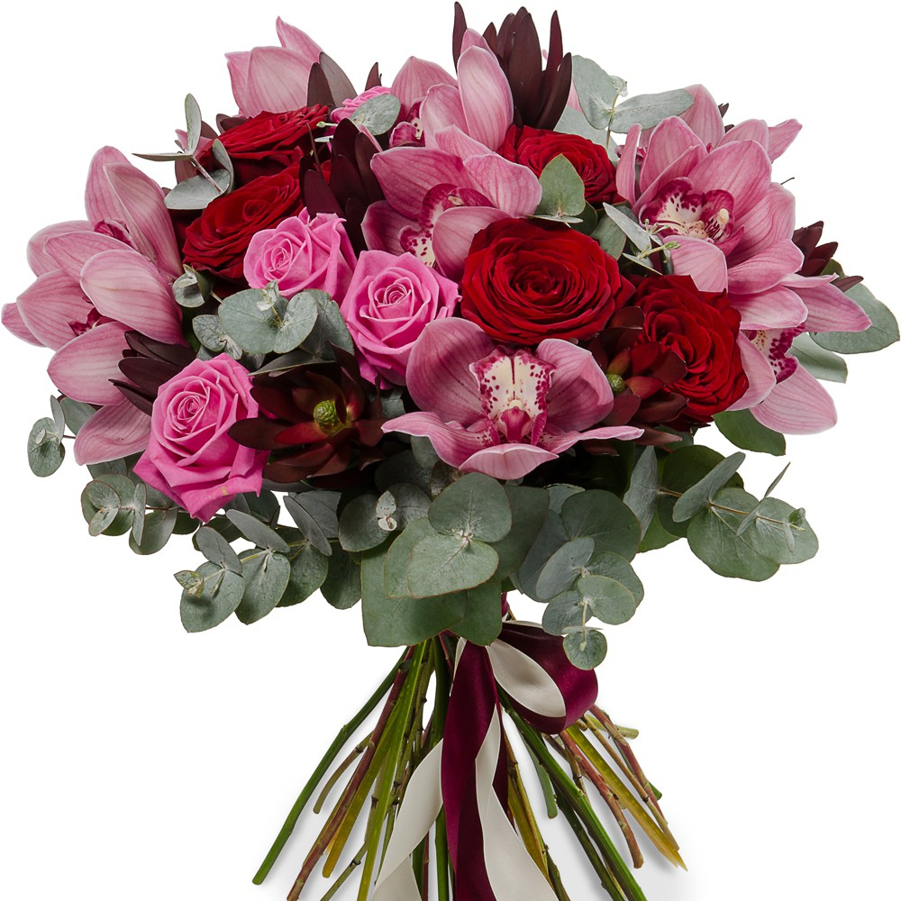Elegance Is The Best Bouquets With Delivery In Riga And Across