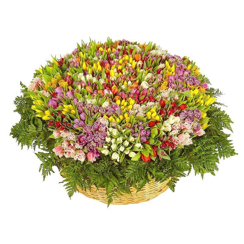 Букеты из цветов и лучшие подарки эконом для сентября
