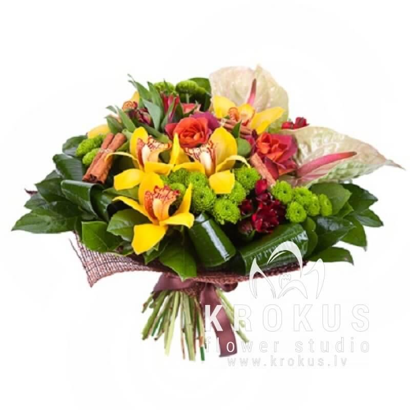 Цветов челябинск, букеты с орхидеями и антуриумом