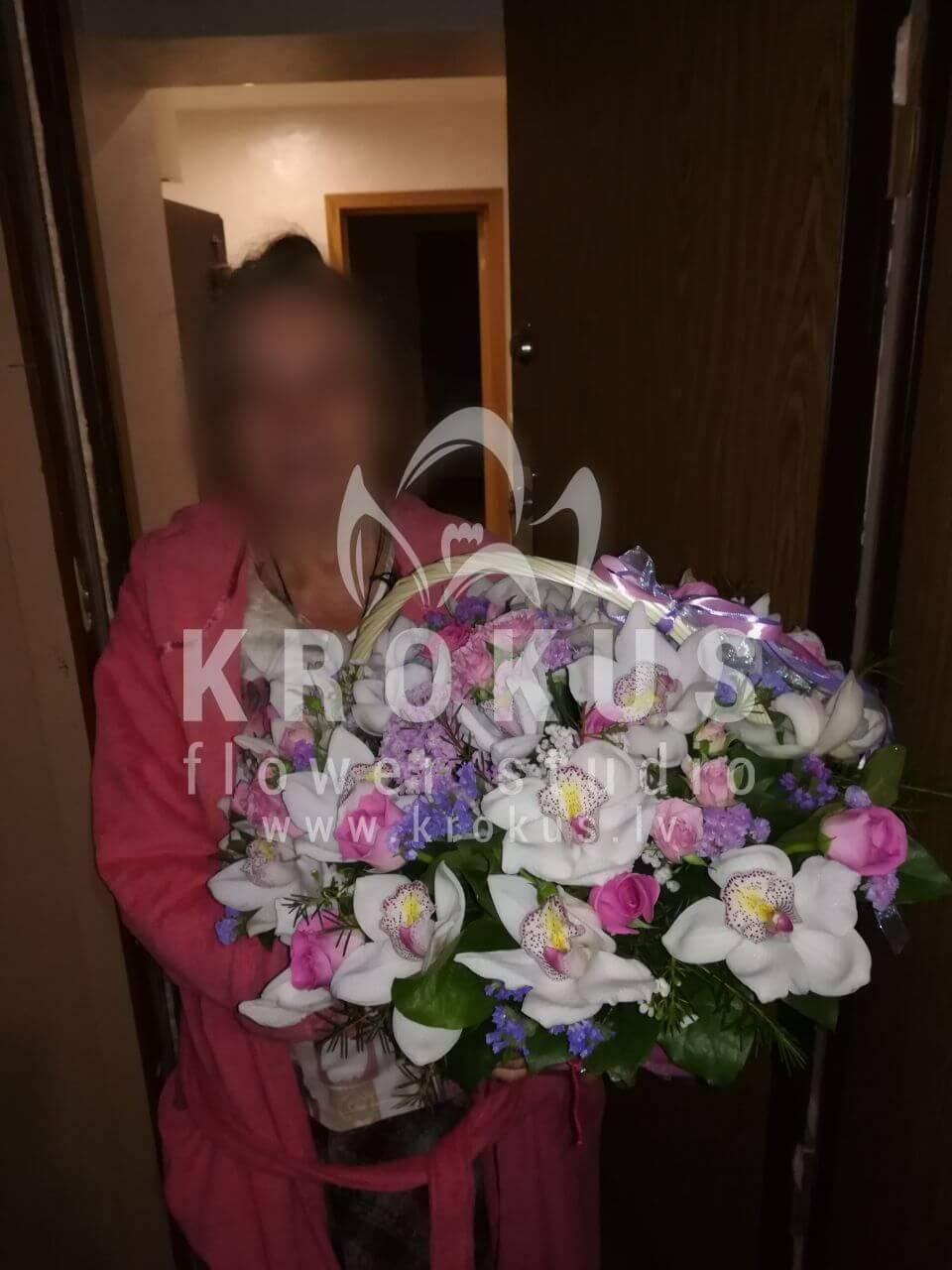 Доставка цветов в город риге круглосуточная, купить букет